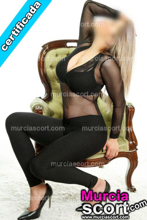 escort murcia - 603687560 - ESCORT GYSELL