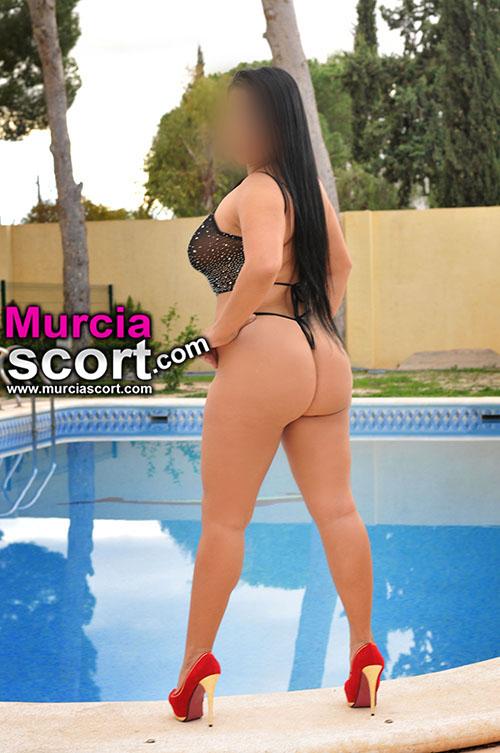 escorts murcia y putas murcia - 618931108  - escort MEGAN MORENA JOVEN Y SEXY