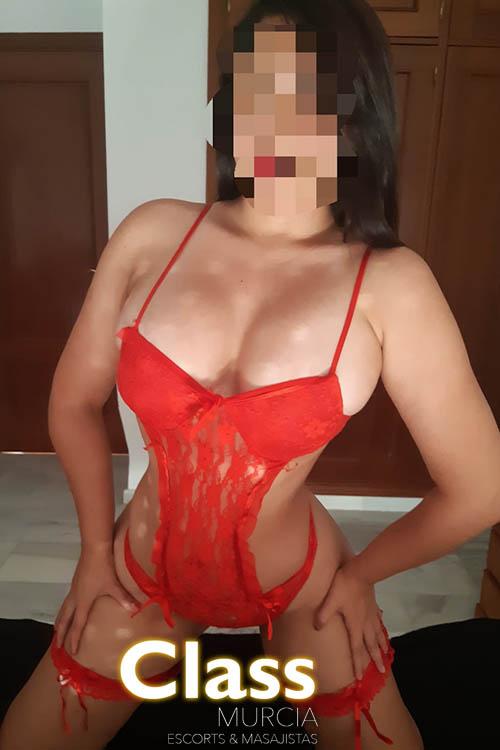 escorts murcia y putas murcia - 655655564 - escort VALERIA CROSS